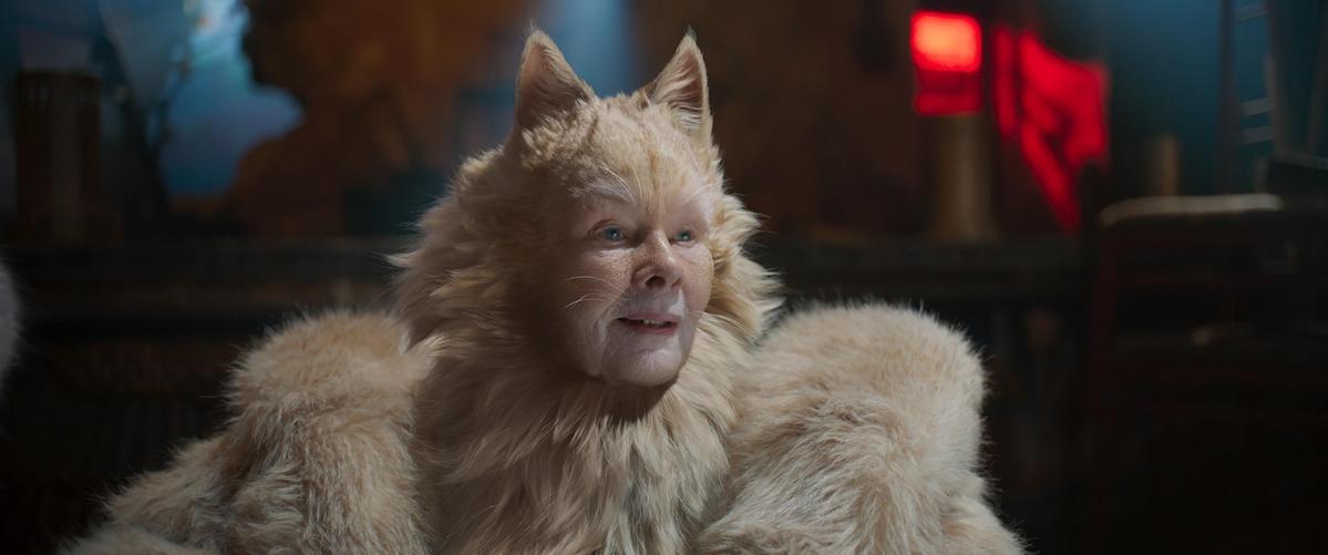 《CATS貓》長老貓決定這一年一度,誰可以重生。(UIP提供)