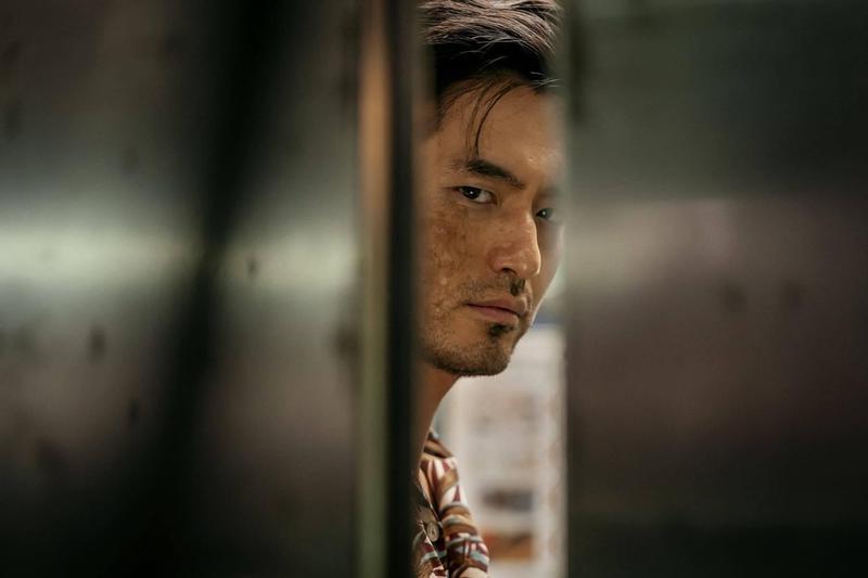 李陣郁在Netflix原創韓劇《Sweet Home》飾演前警官邊尚昱。(Netflix提供)