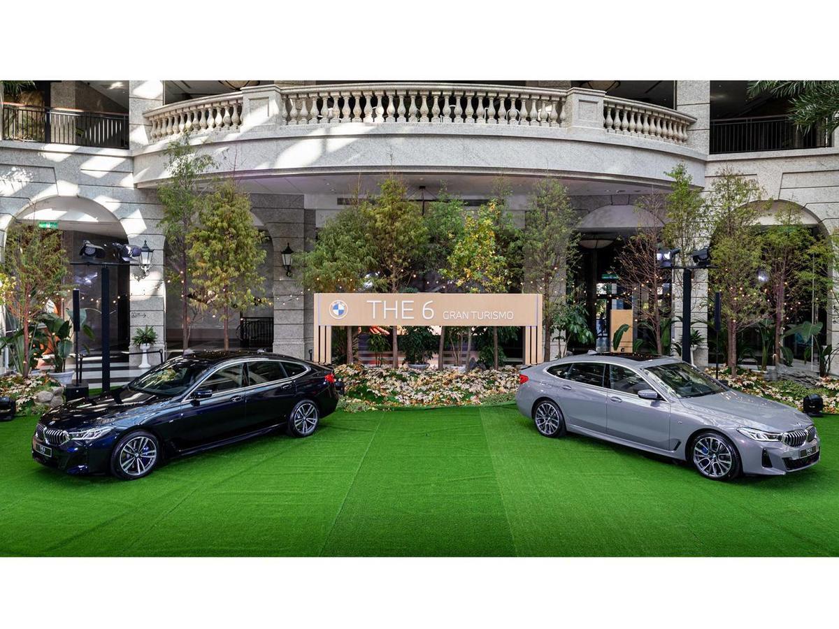 全新BMW 6系列Gran Turismo結合豪華房車的舒適氛圍與性能車的動感靈魂,將科技與藝術氣息揉合,盡奪車壇眾人目光。