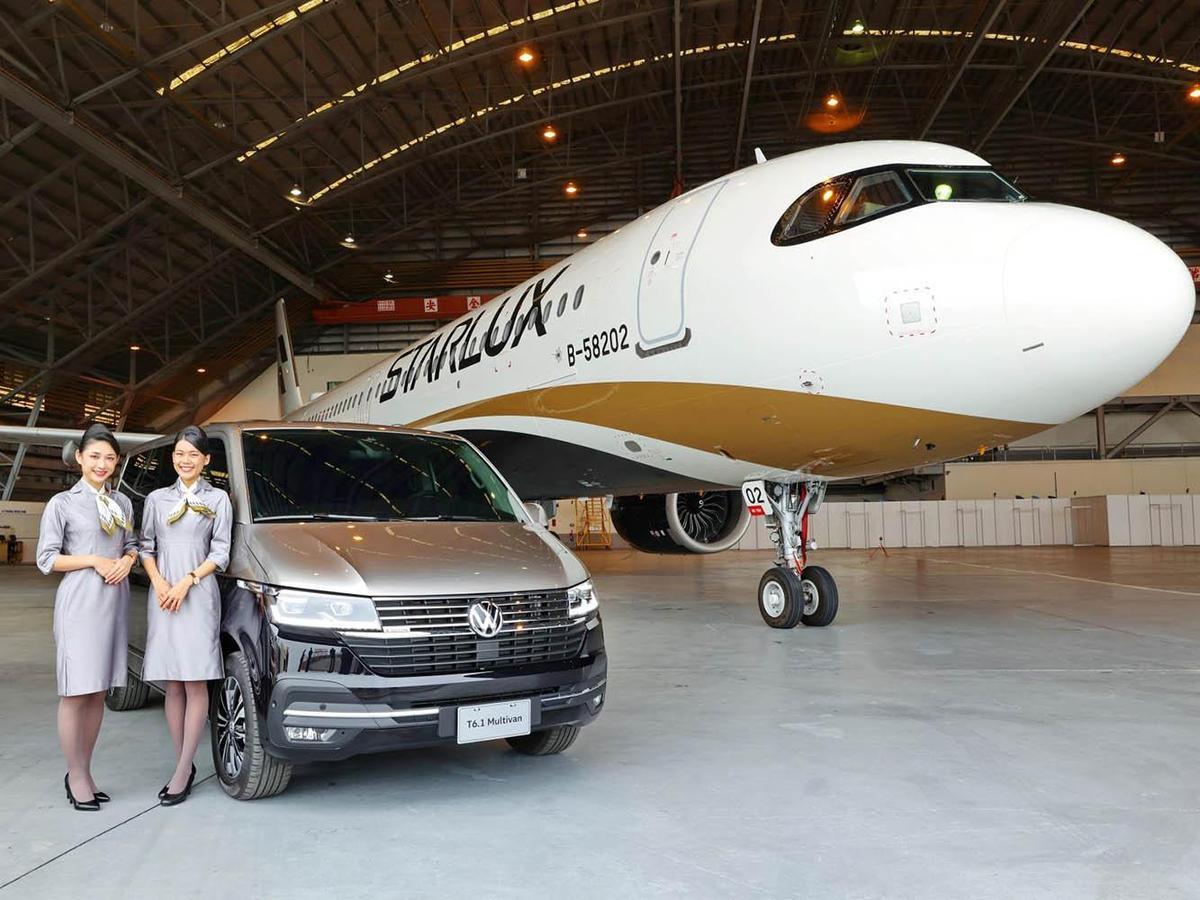 T6.1 Multivan一共有三個車型,售價自225.8萬起。