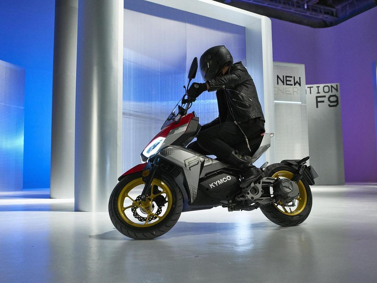 F9是針對中國和海外市場開發的產品,短期內不會在國內推出。