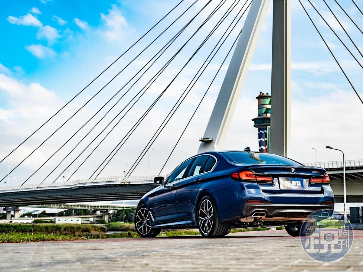 即便加上了48V輕油電系統,小改款BMW 5系列價格上也沒有太大的變化,由此可以看出BMW與總代理汎德的誠意還算十足。
