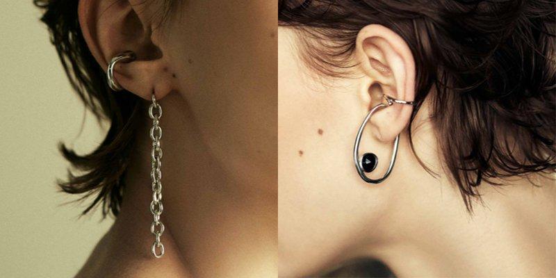 initial耳骨夾