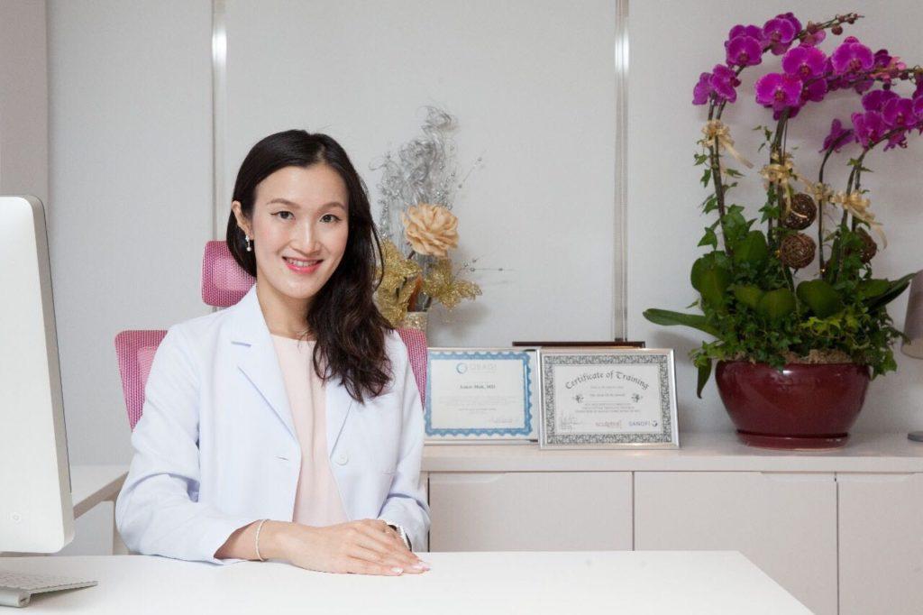 麥皚淇醫生Dr. Ankie Mak