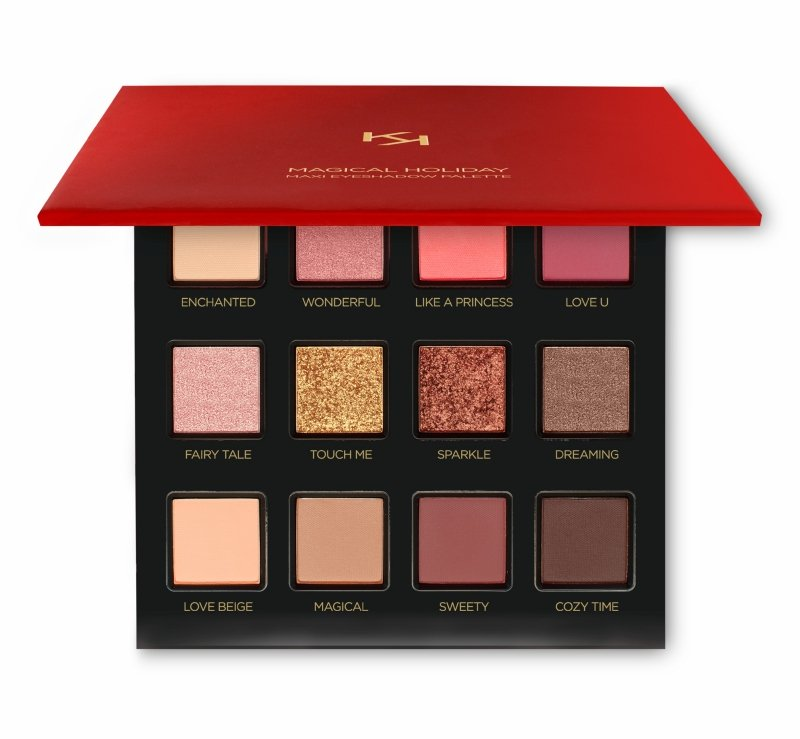 Kiko Milano Magical Holiday Maxi Eyeshadow Palette