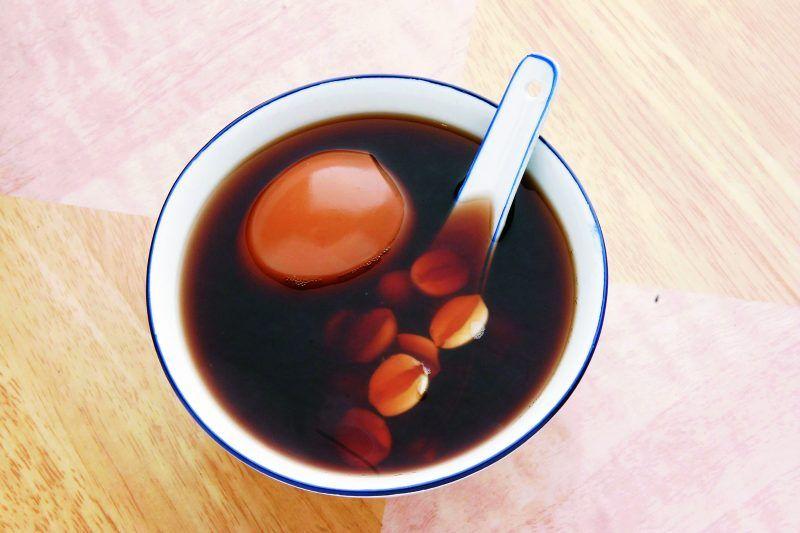 中式糖水 英文