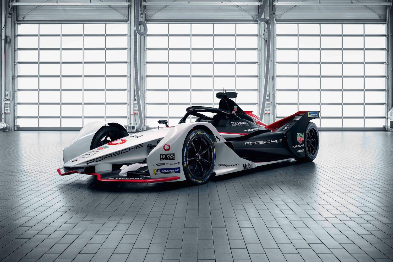保時捷 Formula E 戰駒 99X Electric 將於線上實況遊戲揭幕