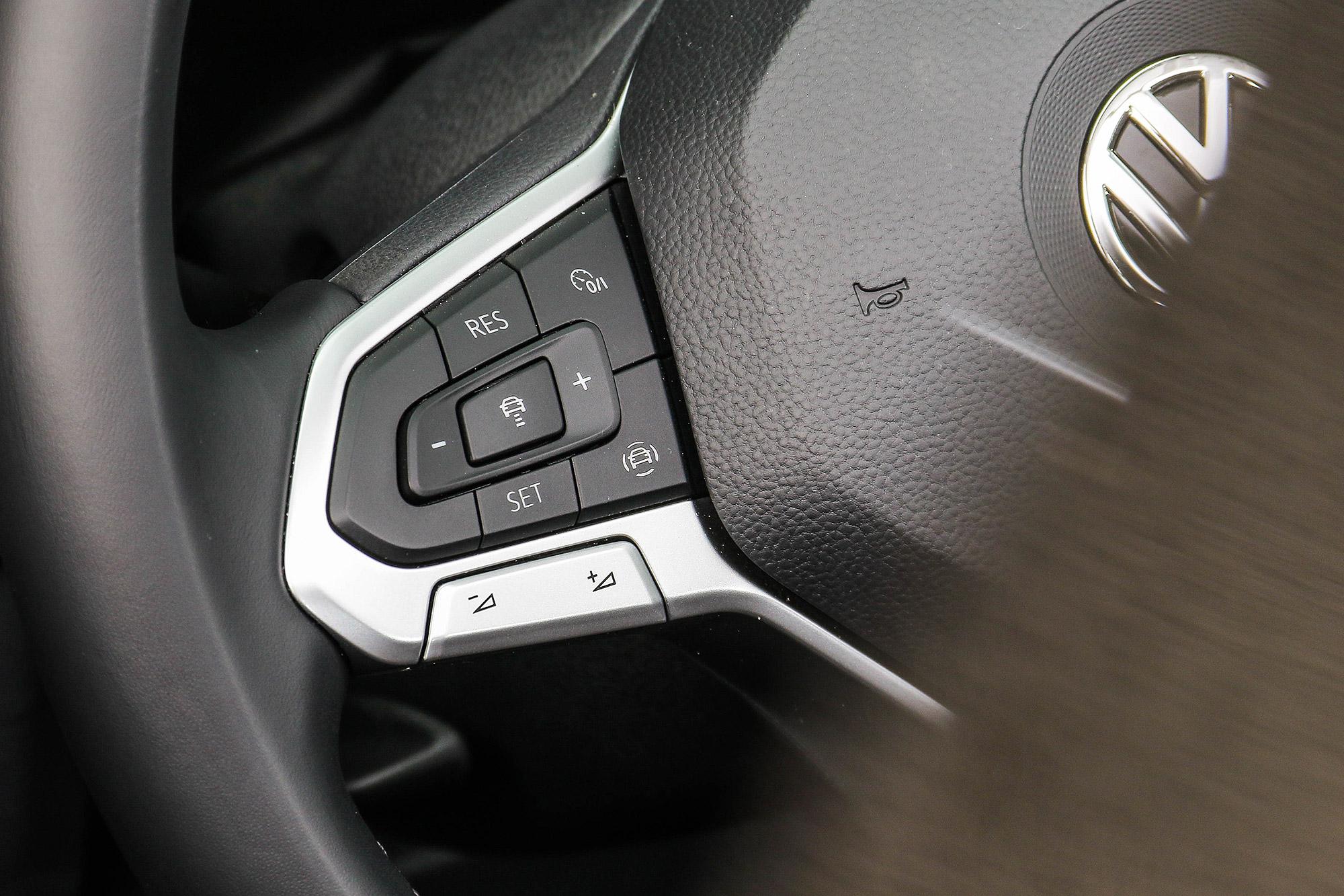 ACC 為全車系標準配備。