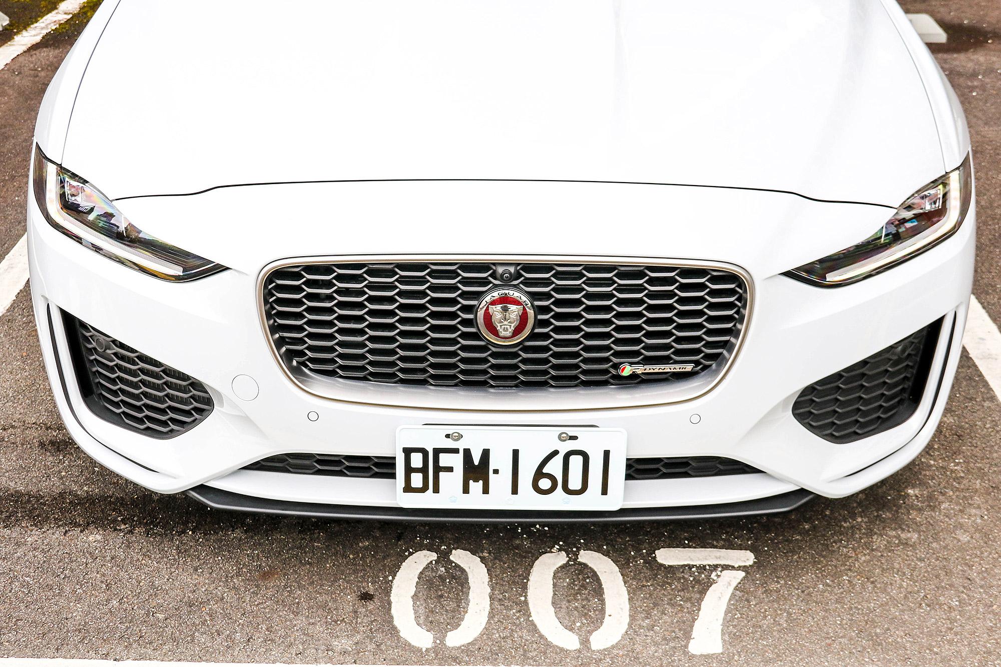 身為英倫豪華品牌的 Jaguar ,近年來以跑車化的元素,作為家族的核心精神。