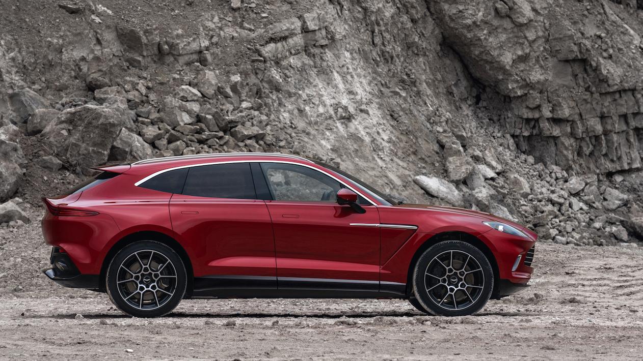 Aston Martin DBX 全球首發,台灣首演敬請期待