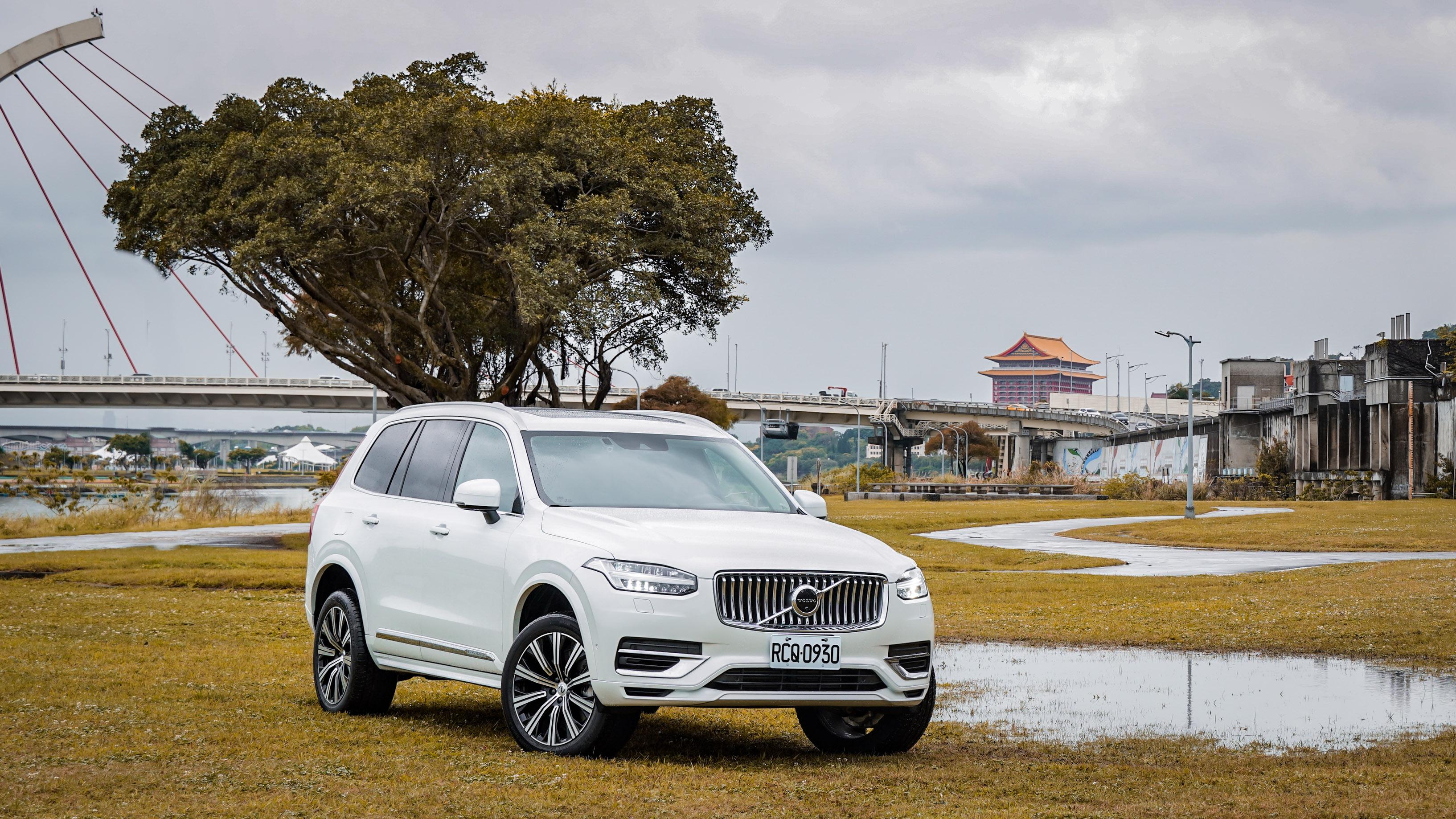 無微不至的 Volvo XC90 T8 Inscription,是你不該忽略的七人座豪華休旅