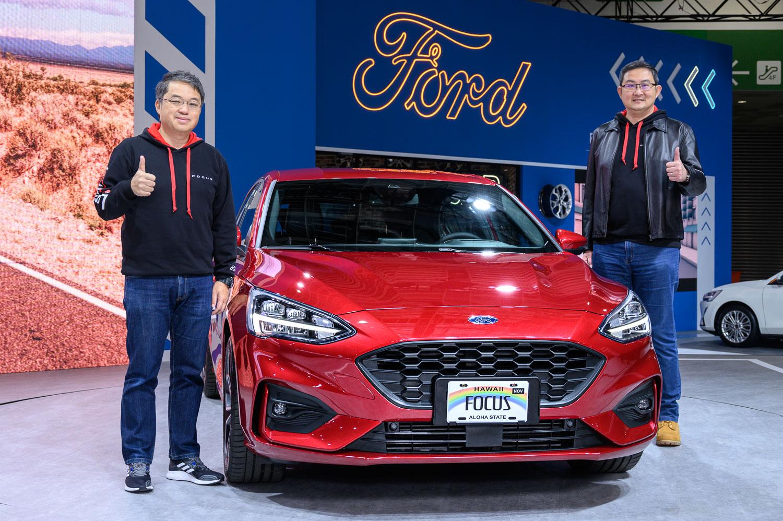 Ford Focus 在上市不到一年累積銷售突破萬輛達到10,821輛,攀升至同級車市佔第二位。