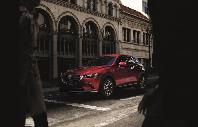 跟車系統、Bose 音響加持,2020 年式 Mazda CX-3 接單開始