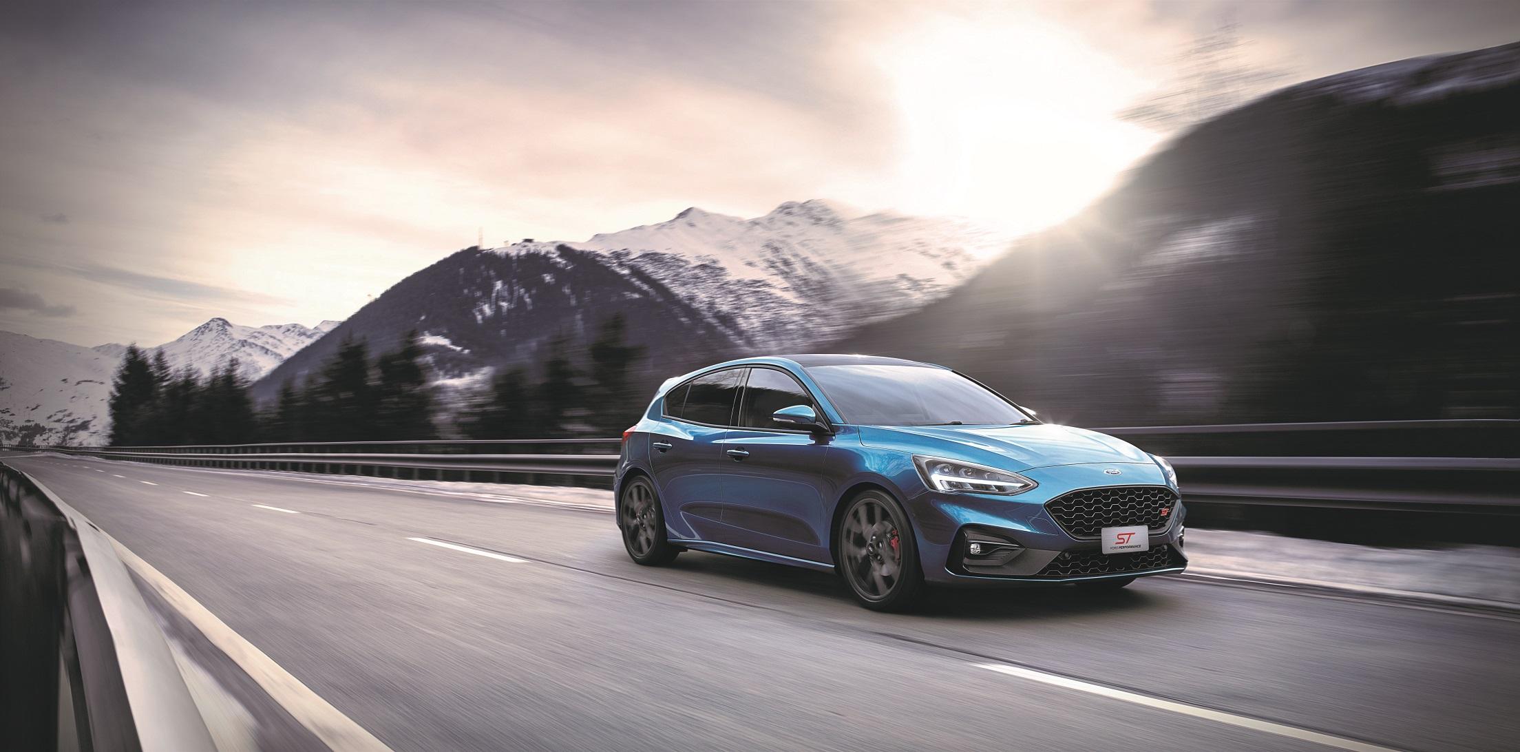 性能、科技、安全滿點!Ford Focus ST 136.8 萬正式上市