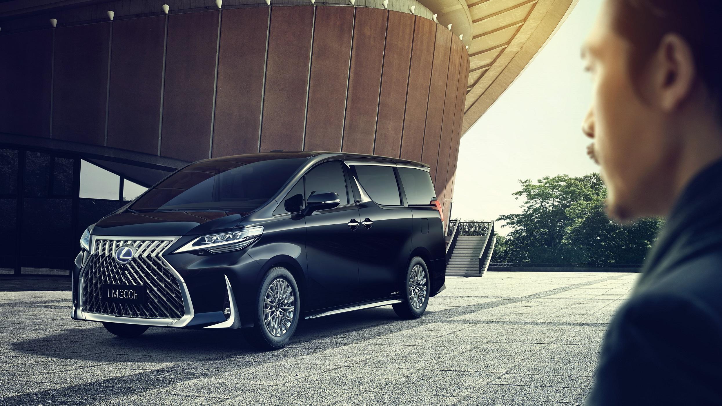 【2020 台北車展】久等了!Lexus 將於展中發表旗艦 MPV