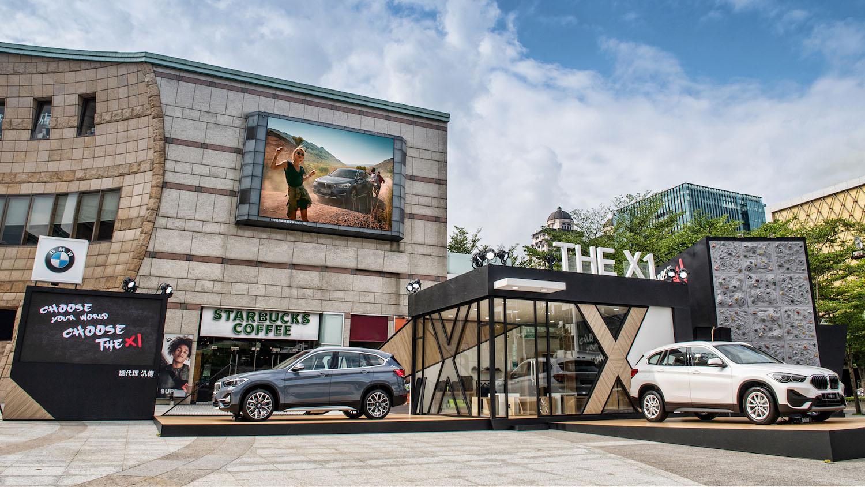 全新 BMW X1 185 萬上市,連假體驗抽雙人商務艙
