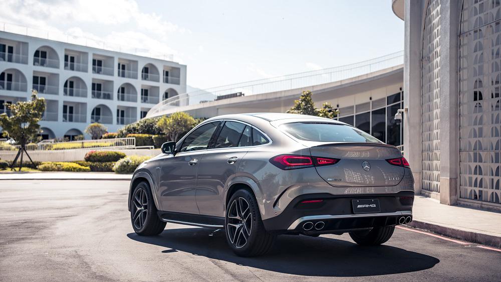 Mercedes-Benz GLE Coupé 柴油、AMG 三車型 381 萬起正式發售