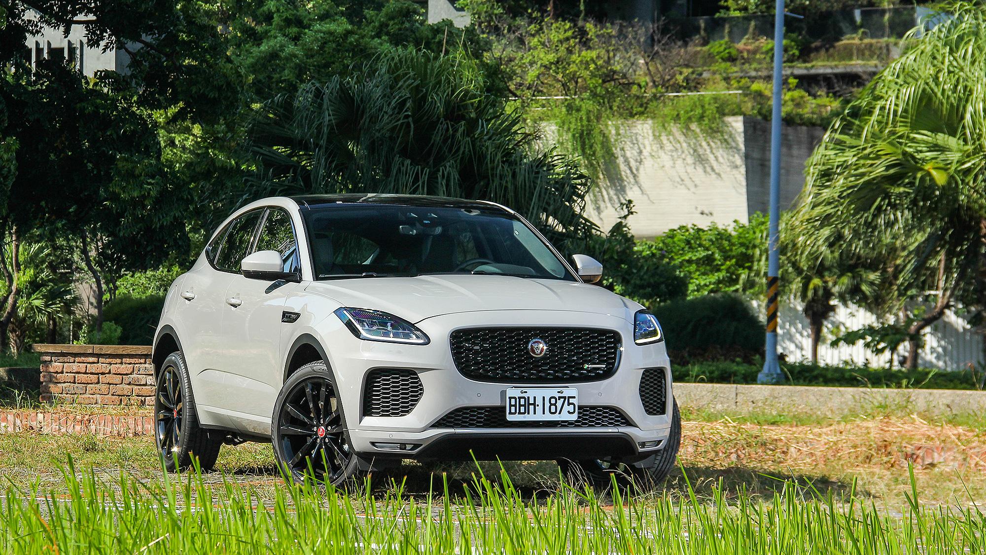 新年式 Jaguar E-Pace 幼豹升級很可以,只是時間點稍晚了些