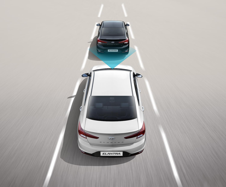SCC 智慧型主動車距維持系統。