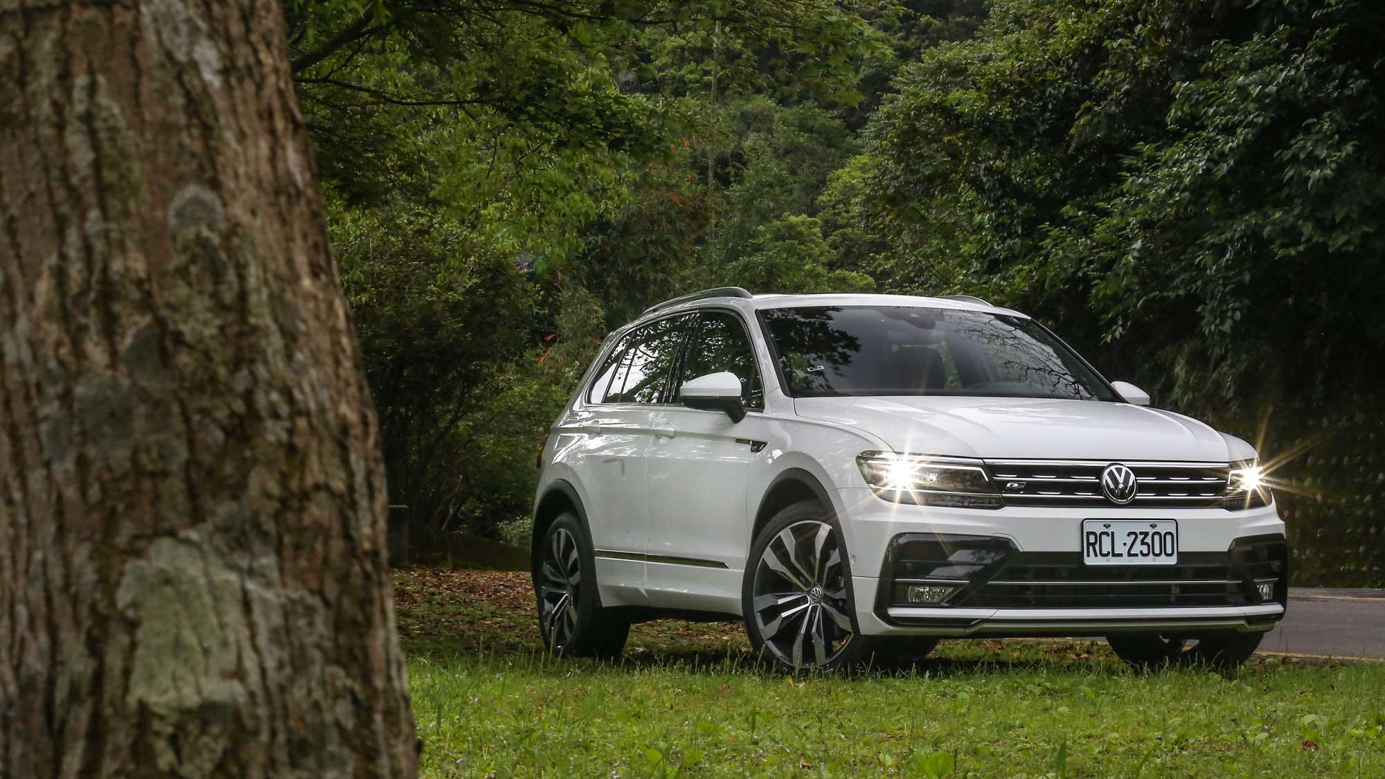 感謝 RAV4,讓 VW Tiguan 更完美!