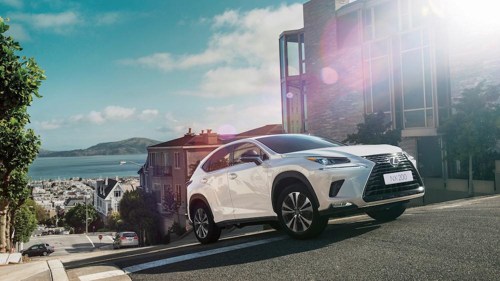 Lexus 6 月掛牌達 2,451 台,連兩月奪豪車冠軍