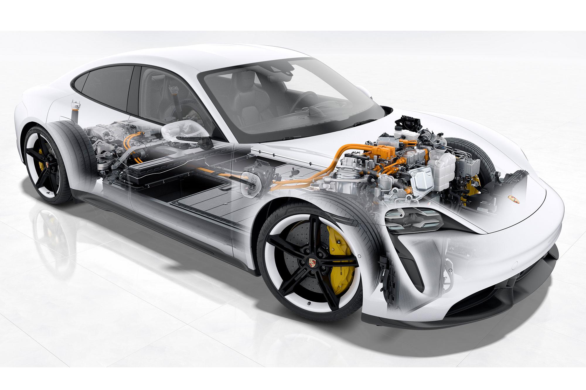 首度量產的 800V 電力系統,具備有質輕、性能佳的優勢,充電速度也可有效提升。