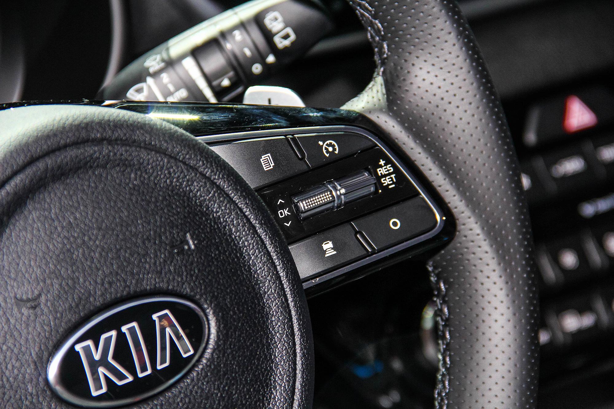 全速域 SCC 智慧巡航控制為全車系標準配備。