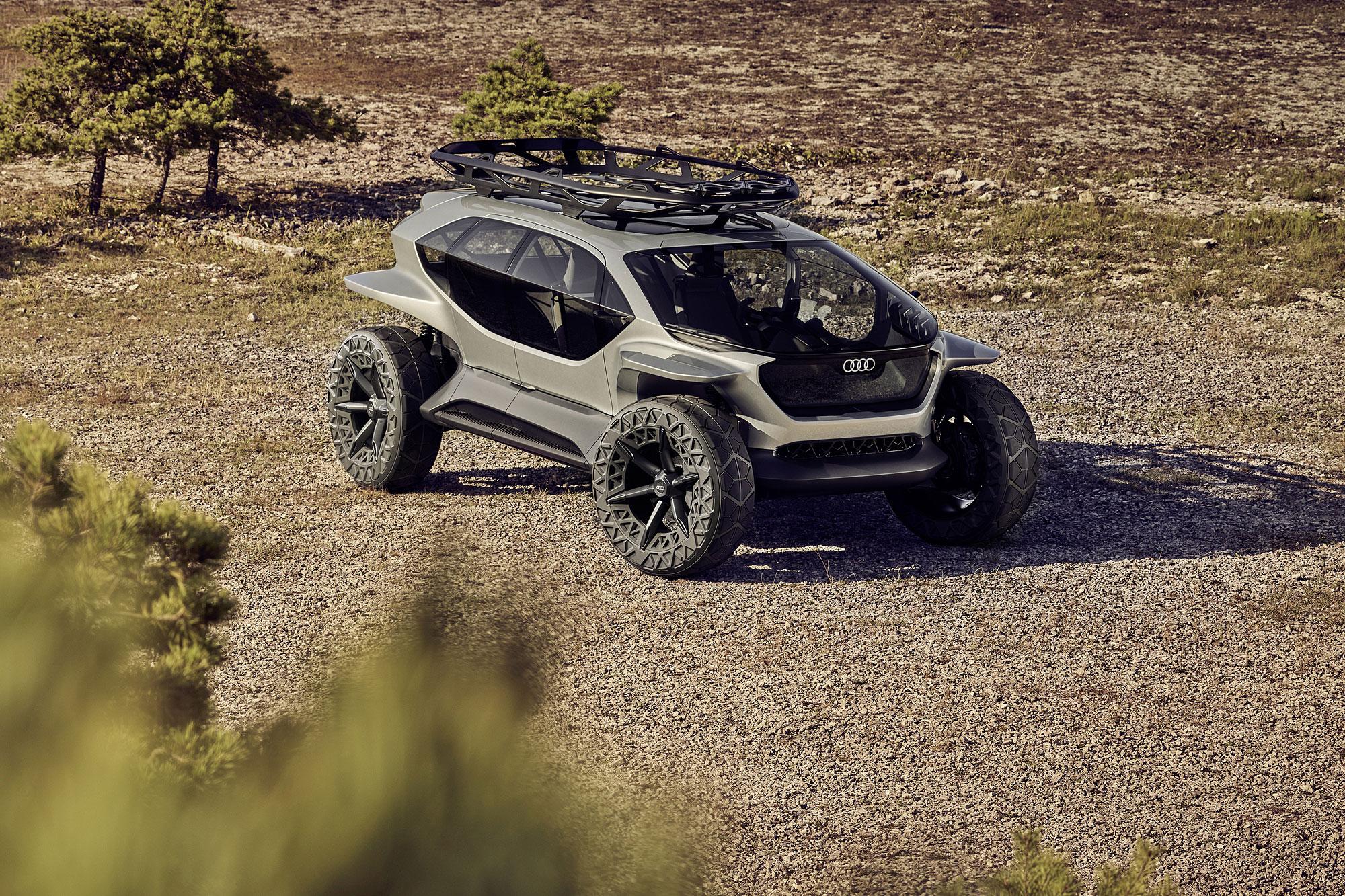 AI:Trail quattro Concept