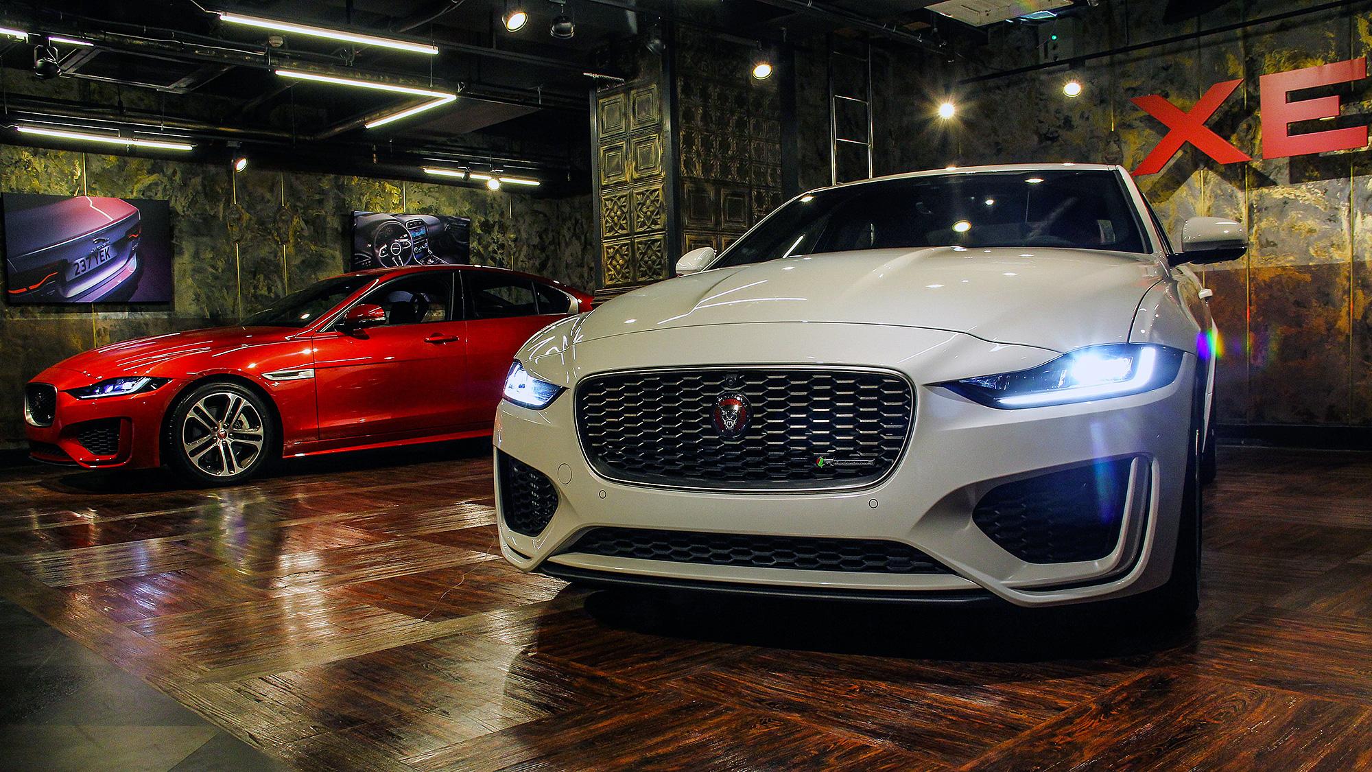 Jaguar XE 小改款 219 萬元起預售起跑,車型縮編預告台北車展上市
