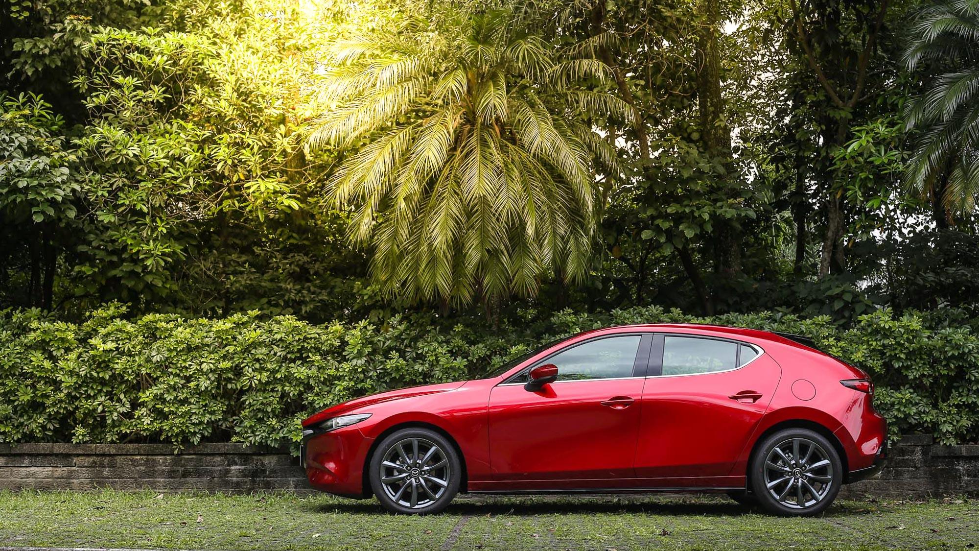嫌新世代 Mazda3 貴?或許你們頻率沒接對!