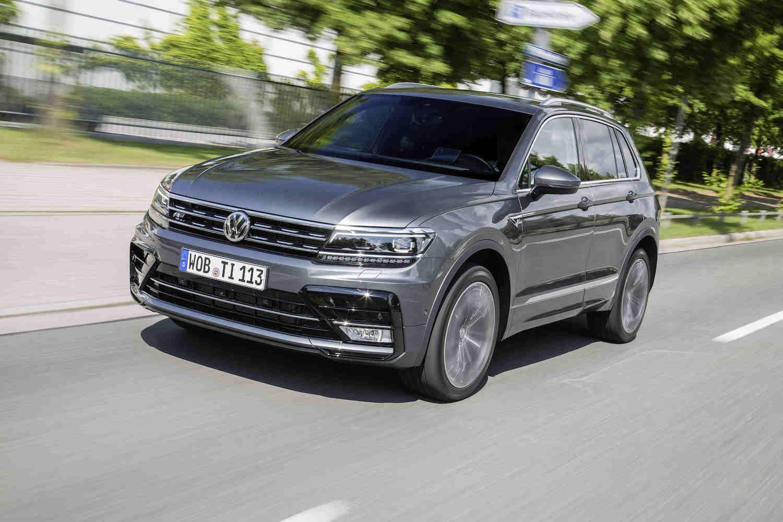 8 月針對 Golf、Touran、Tiguan 等熱銷車款持續推出多項購車優惠內容。