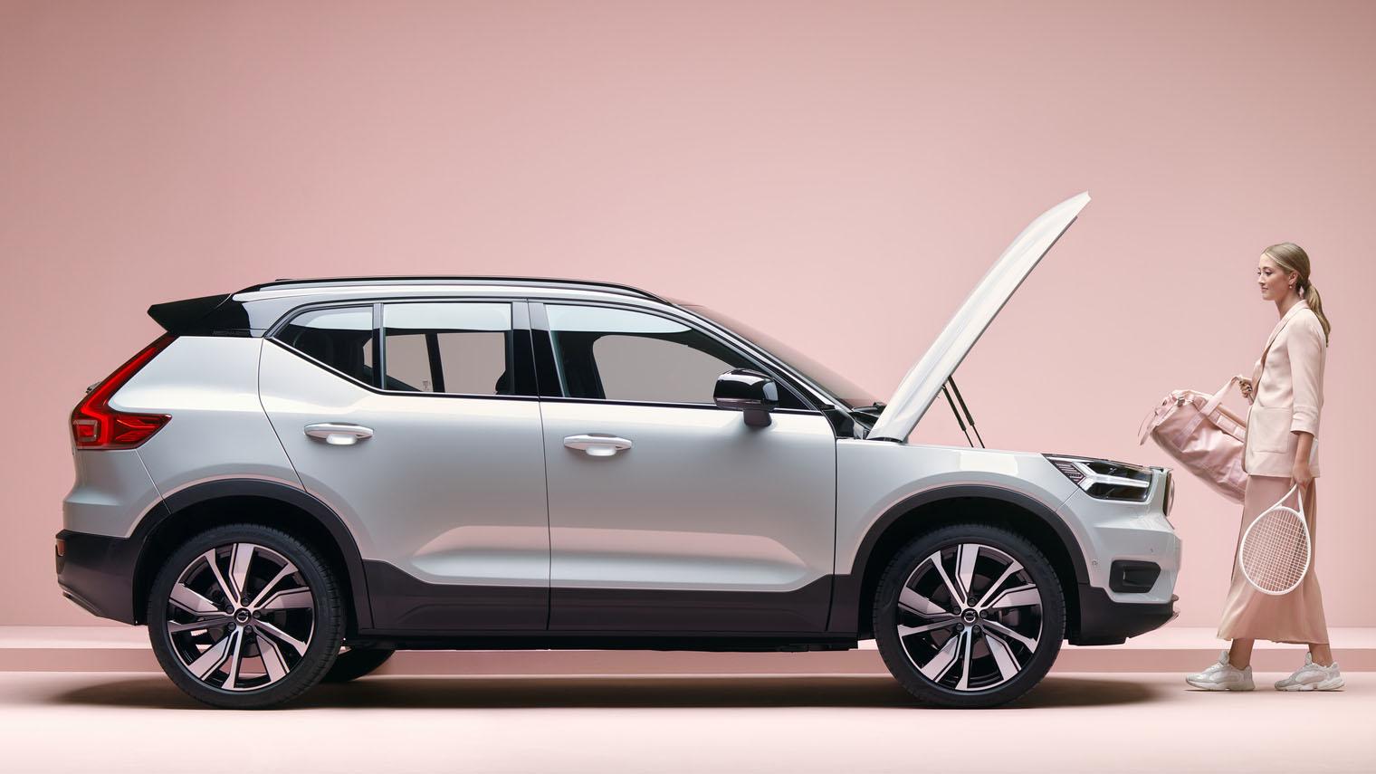 現在買要等兩年!Volvo XC40 Recharge 純電休旅開放接單,2021 第四季交車