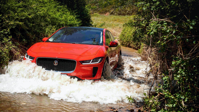 Jaguar I-PACE 榮獲德國金舵獎「全球最佳中型 SUV」