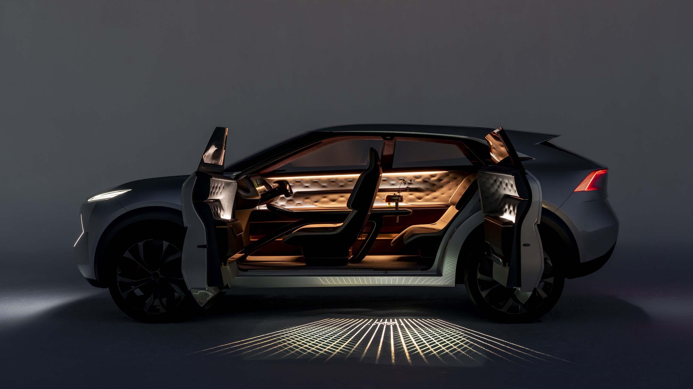 【2020 台北車展】Infiniti 將展出純電概念休旅 QX Inspiration