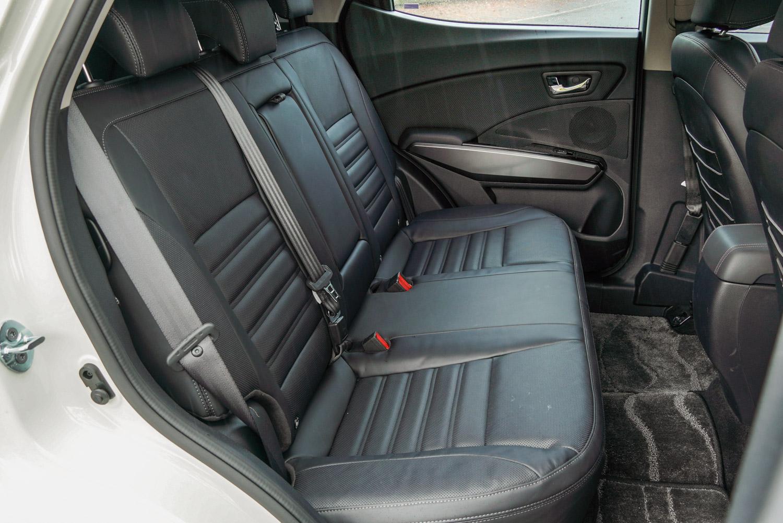 方正的車身造型與 2600mm 的軸距長度,讓 Tivoli 車內空間表現可以說是強項之一。