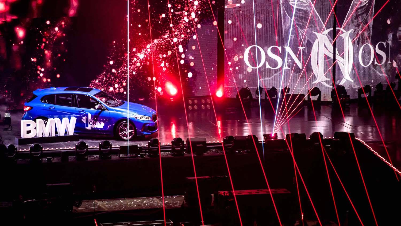 BMW 汎德二度贊助 KKBOX 風雲榜,BMW 1系列站台吸睛
