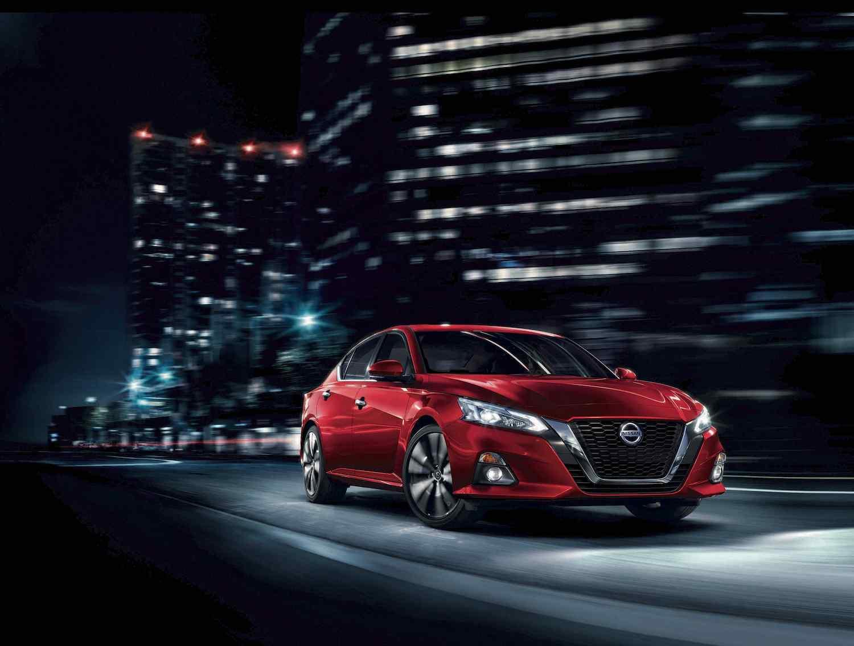 北美熱銷轎跑 Nissan Altima 119.9 萬起登台