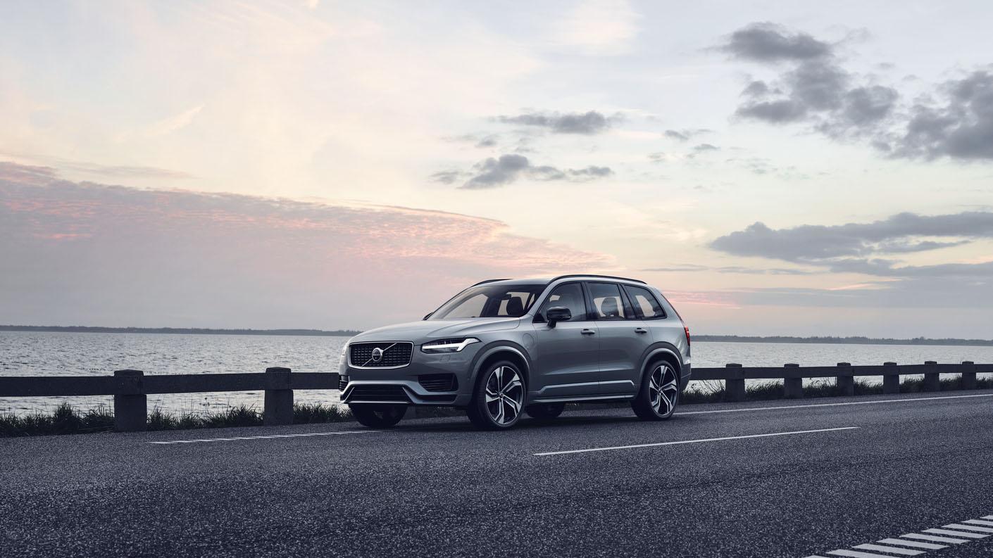 Volvo XC90 全車系觸電,B5 動力 291.2 萬起上市