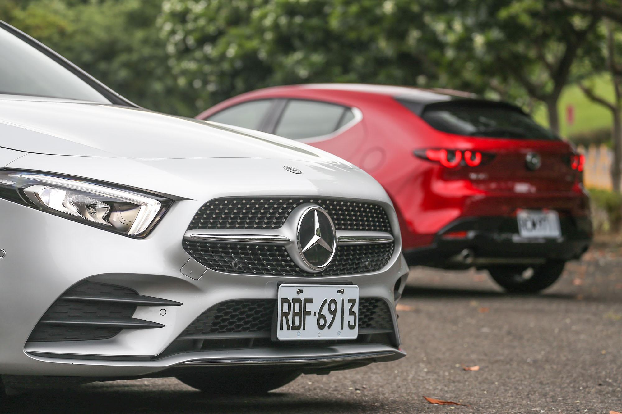 新世代 Mazda3 膽敢挑戰Mercedes-Benz A-Class?憑藉著什麼秘密武器有此企圖心?