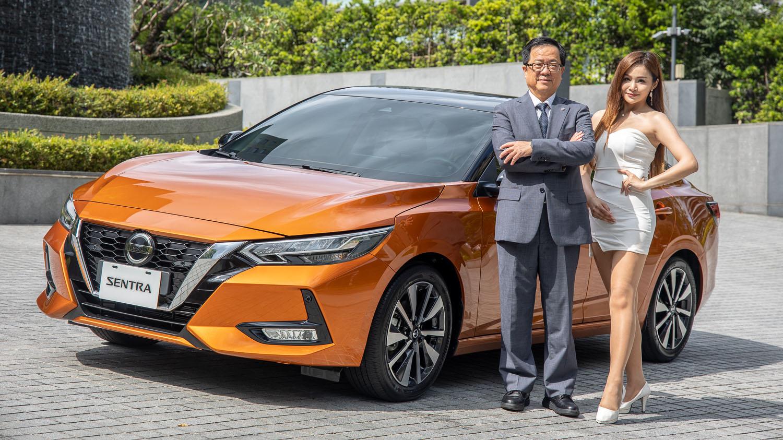 全新 Nissan Sentra 預售價 74.9 萬元起,標配全速域跟車系統