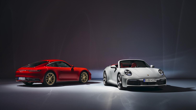 傾國傾城、傾家蕩產都要買!Porsche 911 Carrera 雙門、敞篷同步上市