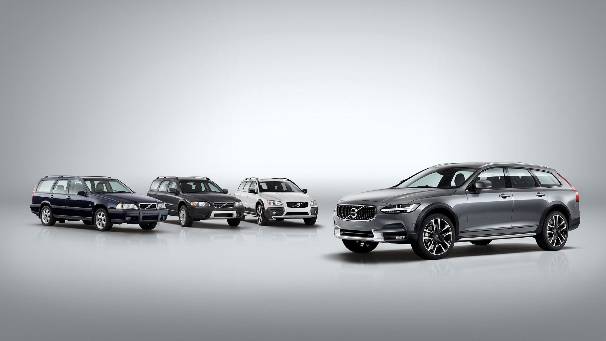 Volvo V90 Cross Country 獲 Digital Trends 最佳豪華家庭車款肯定