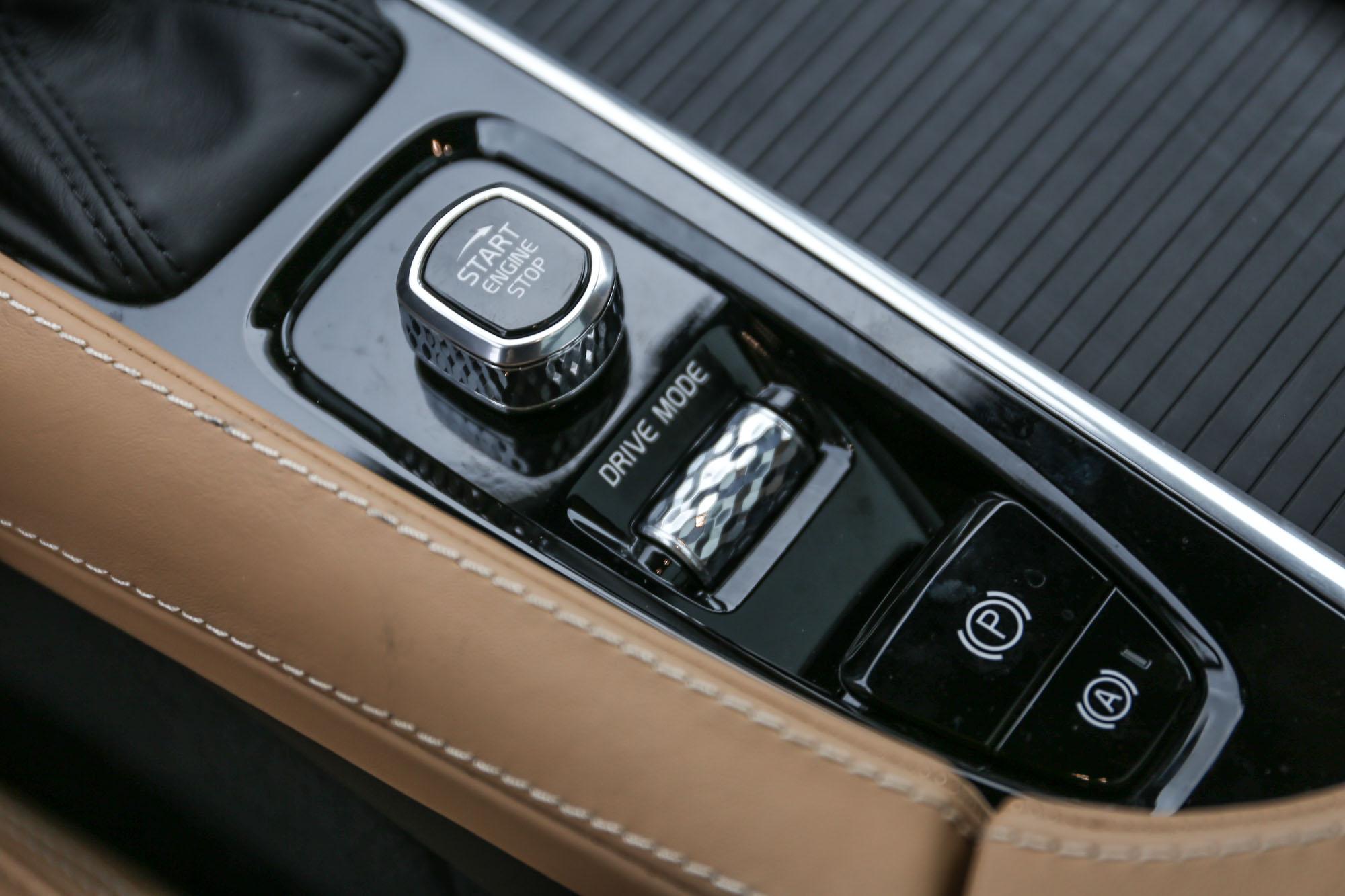 個人駕駛模式設定可依照不同駕駛環境與駕駛風格切換。