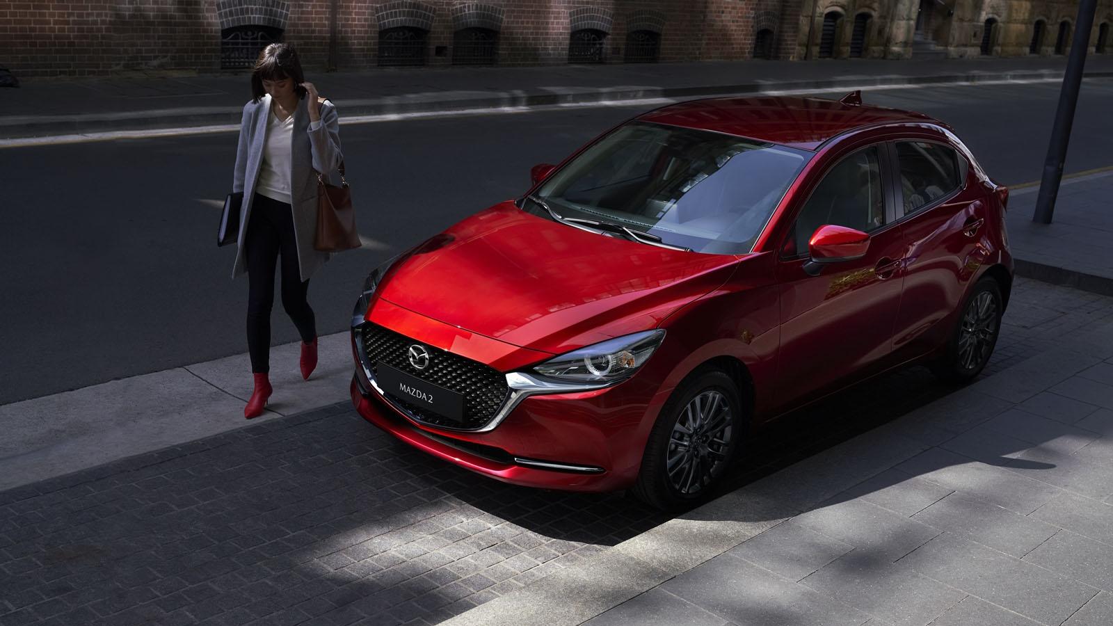 小改款 Mazda2 74.9 萬登場,4 月開始交車