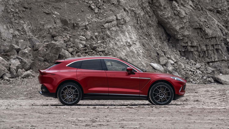 【2020 台北車展】Aston Martin DBX 將亮相,全車系主題網站即日起上線