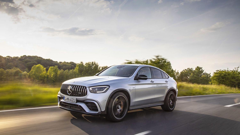全新 Mercedes-AMG GLC、GLC Coupé 43、63 狂妄跨界 373 萬起登場