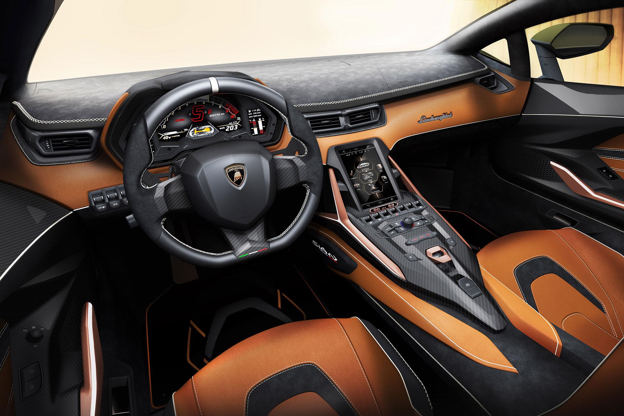 車內引入全新的 HMI 人機介面,中控台改以直立式的觸控螢幕作為操作核心。