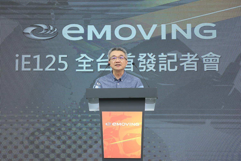 中華汽車總經理陳昭文。