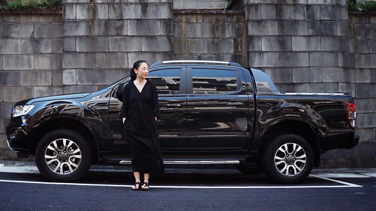 女生開皮卡更對味, Ford Ranger 女性車主快速成長