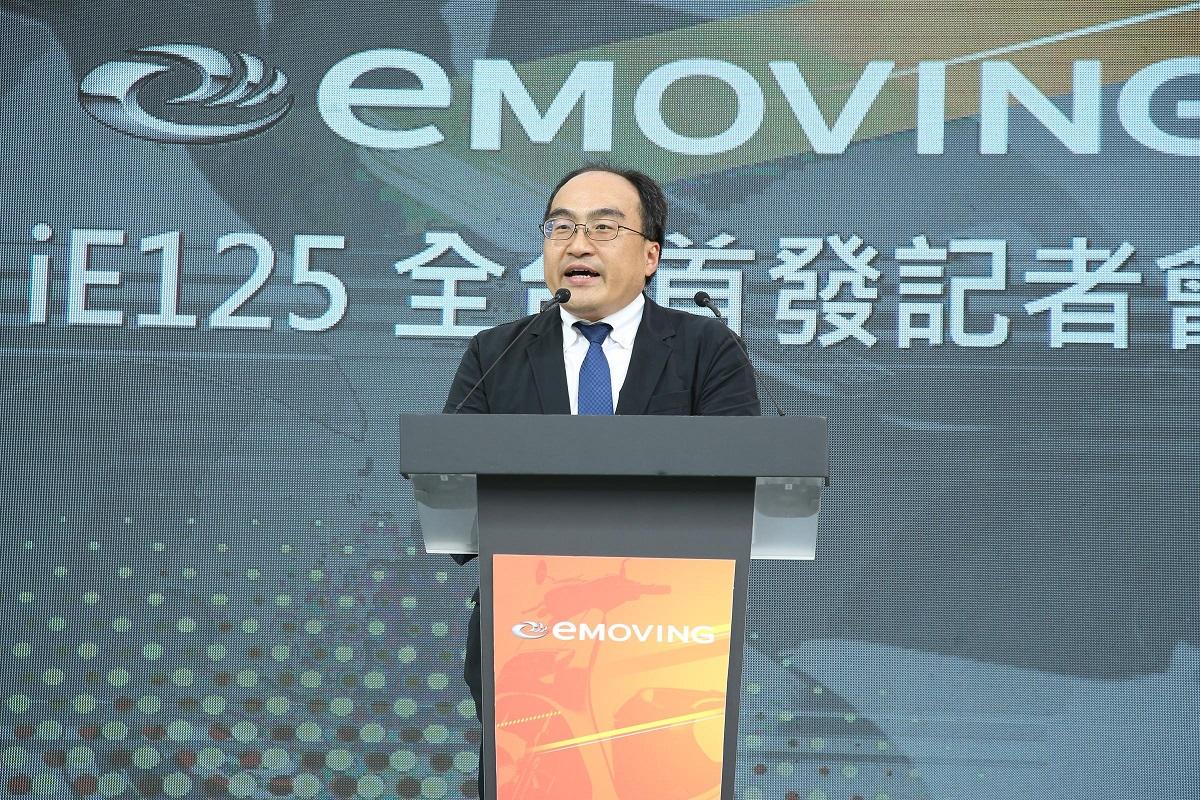 經濟部工業局長呂正華。